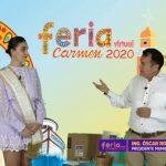 Concluyó Feria Virtual Carmen con la participación de más de mil 200 negocios