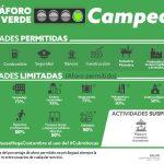 Siguen suspendidos los eventos recreativos en Campeche