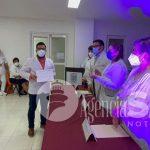 Reconocen a médicos Covid del Hospital Quiroga